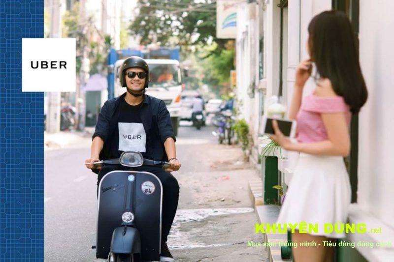 Giải đáp thắc cho lái xe UberMOTO Hanoi - HCM 1