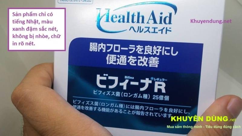 Đặt mua men vi sinh Bifina Nhật Bản nhập khẩu chính hãng tại đây 1