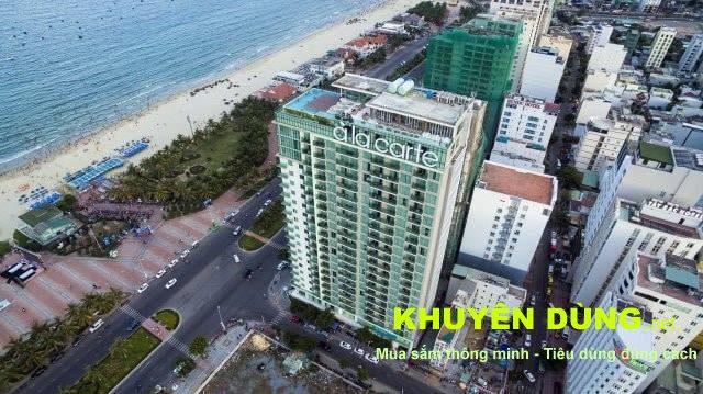 À la carte Hotel Đà Nẵng - bể bơi vô cực - ngay sát bãi biển - giá sát sàn sạt 7